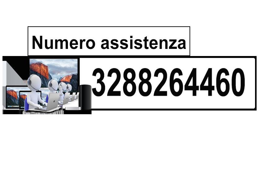 numero telefonico sito maxcomputerlab