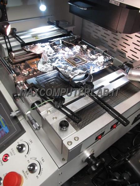 imac 27 slim reballing riparazione scheda video a1419 2012 2015
