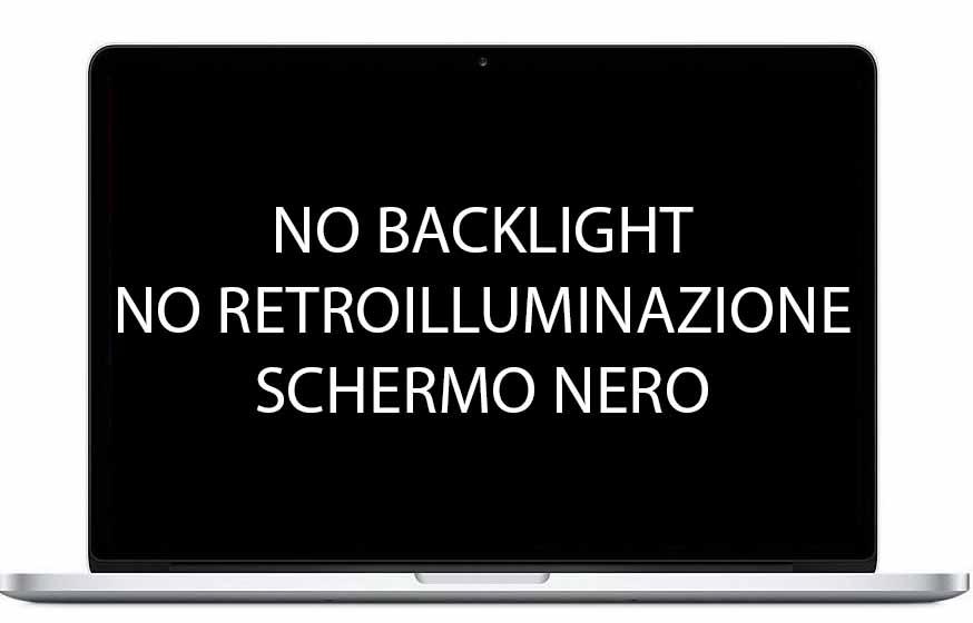 Mancata retroilluminazione MacBook Pro a1398
