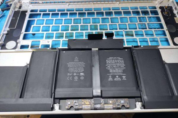 Sostituzione Tastiera Macbook Pro