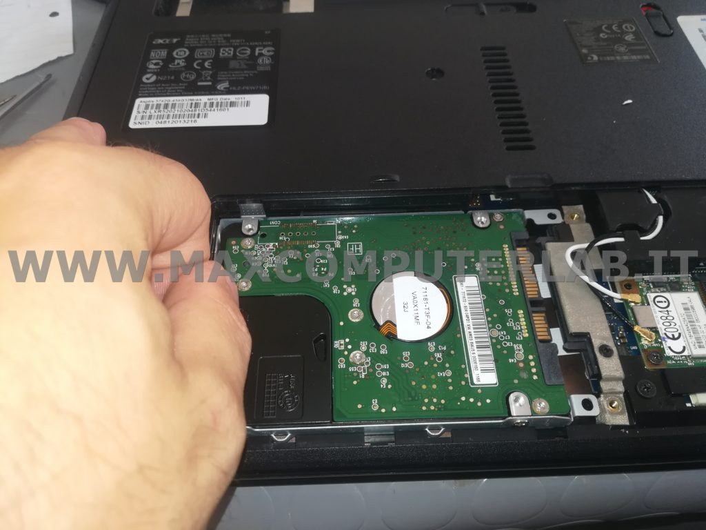 ACER5742G - %riparazione video acer 5742g